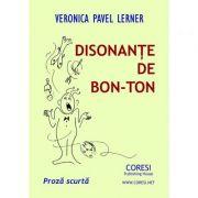Disonante de bon-ton - Veronica Pavel Lerner