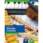 Educatie muzicala. Manual. Clasa a VI-a - Florentina Chifu