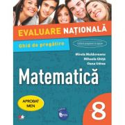 Evaluare nationala. Matematica. Ghid de pregatire. Clasa a VIII-a - Mihaela Ghita