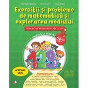 Exercitii si probleme de matematica si explorarea mediului. Caiet de lucru clasa a II-a - Gabriela Barbulescu