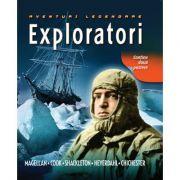 Exploratori: Magellan, Cook, Shackleton, Heyerdahl, Chichester