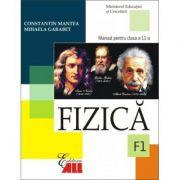 Fizica F1. Manual pentru clasa a XI-a - Constantin Mantea