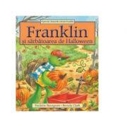 Franklin si sarbatoarea de Halloween - Paulette Bourgeois, Brenda Clark