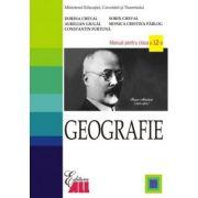 Geografie. Manual pentru clasa a XII-a - Dorina Cheval