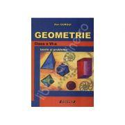 Geometrie, clasa a VI-a: teorie si probleme - Dan Gurgui