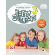 Happy Campers 3. Skills Book. Clasa a III-a - Patricia Acosta