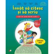 Invat sa citesc si sa scriu (Caiet de lucru pentru clasa I) - Gabriela Barbulescu