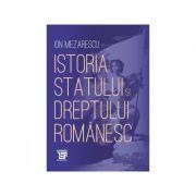 Istoria statului si dreptului romanesc - Ion Mezarescu