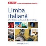 Limba italiana. Ghid de conversatie, cu dictionat bilingv - Berlitz