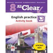 Limba moderna 2. Limba engleza, Auxiliar pentru clasa a-VIII-a - Olivia Johnston