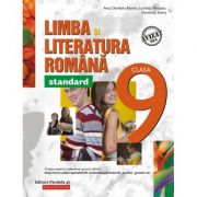 Limba şi literatura română. Clasa a IX-a Standard - Davidoiu Roman Anca, Paraipan Luminita, Stoica Dumitrita