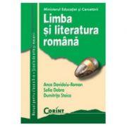 Limba şi literatura română SAM - Manual pentru clasa a X-a