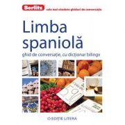 Limba spaniola. Ghid de conversatie, cu dictionar bilingv - Berlitz