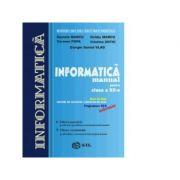 Manual informatica intensiv clasa a XII-a - Marcu Daniela, Marcu Ovidiu, Popa Carmen, Zotic Cristina, Vlad Giorgie Daniel