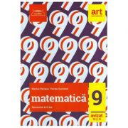 Clubul matematicienilor. Manual Matematica clasa 9-a, ed. Art. Semestrul II