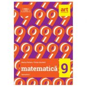 Clubul matematicienilor. Manual Matematica clasa 9-a, ed. Art. Semestrul I