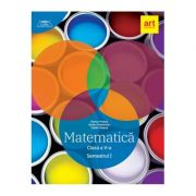 Matematica pentru clasa a 5-a. Semestrul 1 (Colectia clubul matematicienilor) - Marius Perianu