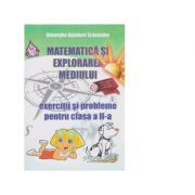 Matematica si explorarea mediului. Exercitii si probleme pentru clasa a II-a - Gheorghe Adalbert Schneider