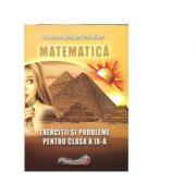 Matematica. Exercitii si probleme pentru clasa a IX-a - Gheorghe Adalbert Schneider