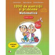 Matematica. 1200 de exercitii si probleme. Clasa a IV-a - Ecaterina Bonciu