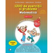 Matematica. 1200 de exercitii si probleme pentru clasa a III-a - Ana Maria Canavoiu