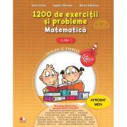 Matematica. 1200 de exercitii si probleme pentru clasa I - Sorina Barbu