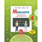 Matematica. Caiet de lucru. Clasa a IV-a - Viorica Boarcas, Ecaterina Bonciu