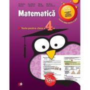 Matematica. Teste pentru clasa a IV-a - Ecaterina Bonciu