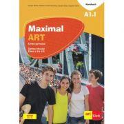 Maximal. Limba Germana. Clasa a V-a. Cartea elevului. Maximal. Kursbuch