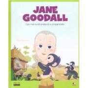 Micii mei eroi. Jane Goodall - Javier Alonso Lopez