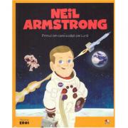 Micii mei eroi. Neil Armstrong - Javier Alonso Lopez