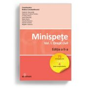 Minispete. Vol. I. Drept civil. Ed. a II-a - Rodica Constantinovici