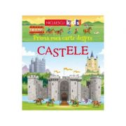 Prima mea carte despre castele - Abigail Wheatley