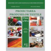 Proiectarea Produselor Textile clasa a XI-a. Filiera tehnologica. Profilul servicii - Floarea Catalan, Anca Lucia Dragan