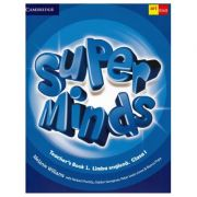 Super Minds. Teacher's Book 1. Limba Engleza. Clasa 1 - Melanie Williams