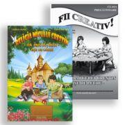 Religia micului crestin ( Clasa pregatitoare )