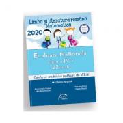 Evaluarea nationala 2020, clasa a IV-a, limba si literatura romana, matematica