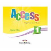 Access 1 Class Audio CDs. Set 3 Cd-uri pentru Manualul de clasa a V-a ( Access 1 SB )