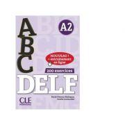 ABC DELF - Niveau A2 - Livre + CD + Entrainement en ligne - David Clement-Rodriguez, Amelie Lombardini