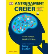 Antrenament pentru creier. Program vizual complet - James Harrison, Mike Hobbs