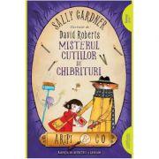 Aripi & Co 4. Misterul cutiilor de chibrituri - Sally Gardner, David Roberts