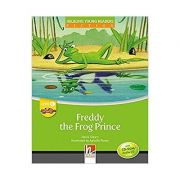 Freddy the Frog Prince. Level C - Maria Cleary