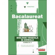 Bacalaureat 2020. Biologie vegetala si animala pentru clasele 9-10 - Daniela Firicel - Ed. Paralela 45