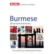 Berlitz Burmese Phrase Book & Dictionary