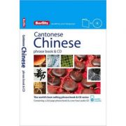 Berlitz Cantonese Chinese Phrase Book & CD