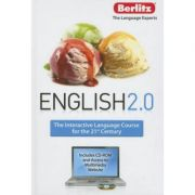 Berlitz English 2. 0: The Interactive Language Course for the 21st Century [With CDROM]