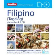 Berlitz Filipino Phrase Book & CD