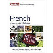 Berlitz: French Phrase Book & Dictionary (Berlitz Phrasebooks)
