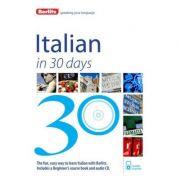 Berlitz Italian in 30 Days