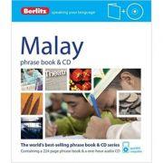 Berlitz Language: Malay Phrase Book & CD (Berlitz Phrase Book & CD)